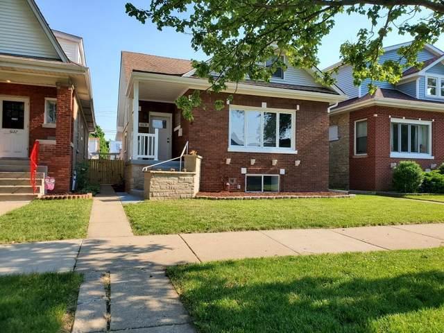 6131 W Berenice Avenue, Chicago, IL 60634 (MLS #11047430) :: The Perotti Group