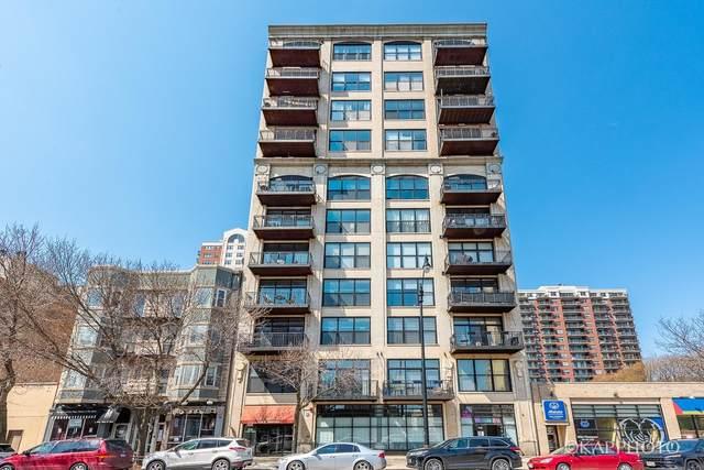 1516 S Wabash Avenue #306, Chicago, IL 60605 (MLS #11047464) :: Helen Oliveri Real Estate