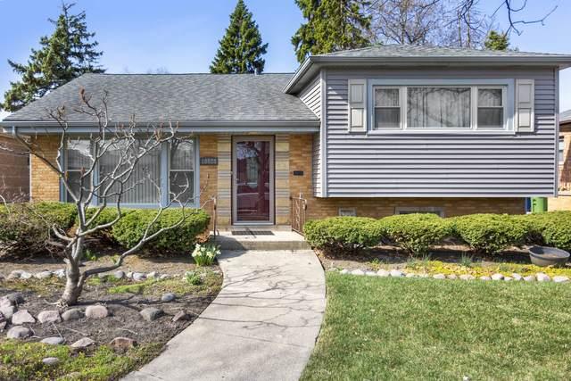 10028 Minnick Avenue, Oak Lawn, IL 60453 (MLS #11047465) :: The Perotti Group