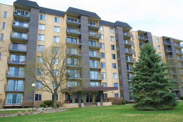 5400 Walnut Avenue #610, Downers Grove, IL 60515 (MLS #11047500) :: Littlefield Group