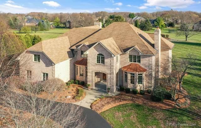 28 Wedgewood Drive, Hawthorn Woods, IL 60047 (MLS #11047501) :: Helen Oliveri Real Estate