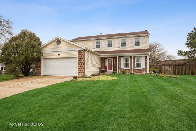 667 Wainsford Drive, Hoffman Estates, IL 60194 (MLS #11047509) :: Jacqui Miller Homes
