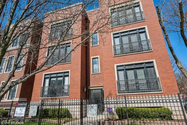 1306 N Wood Street #2, Chicago, IL 60622 (MLS #11047552) :: RE/MAX IMPACT