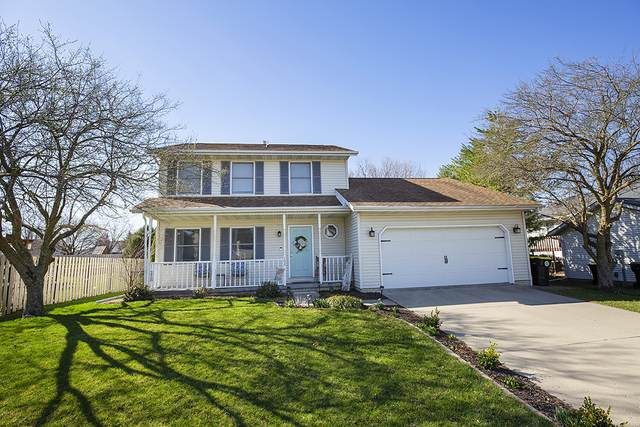 709 Landau Lane, Normal, IL 61761 (MLS #11047555) :: Jacqui Miller Homes