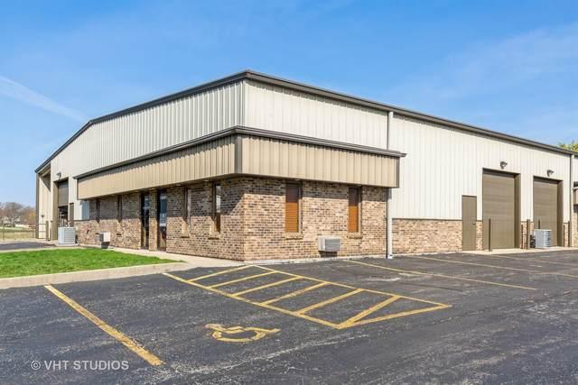 11416 Kiley Drive B, Huntley, IL 60142 (MLS #11047609) :: RE/MAX IMPACT