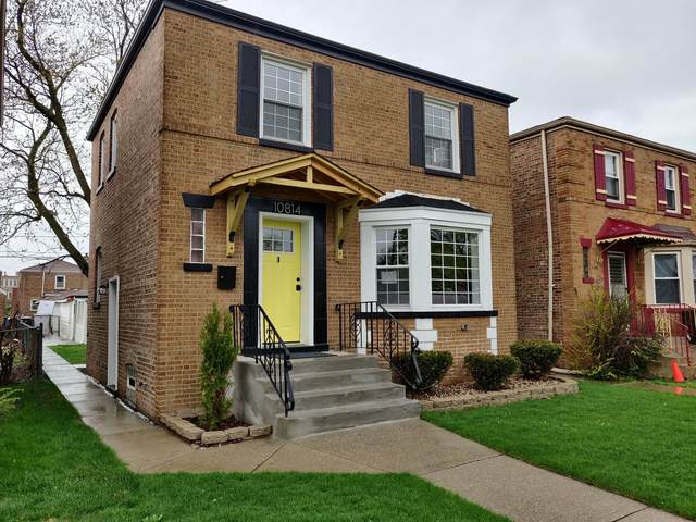 10814 S Eberhart Avenue, Chicago, IL 60628 (MLS #11047637) :: The Perotti Group