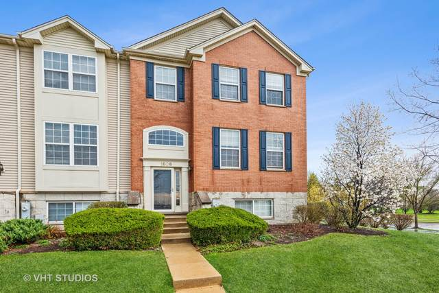 1608 Thornbury Road 121-5, Bartlett, IL 60103 (MLS #11047651) :: RE/MAX IMPACT