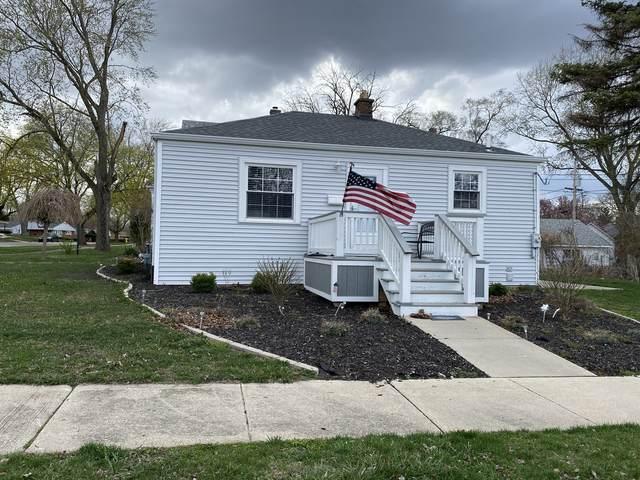 3746 Maple Avenue, Matteson, IL 60443 (MLS #11047669) :: The Dena Furlow Team - Keller Williams Realty