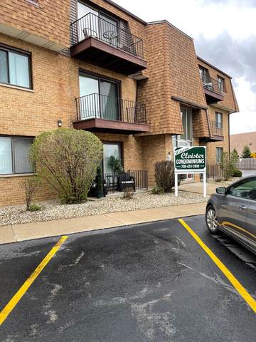 4831 W 109th Street #302, Oak Lawn, IL 60453 (MLS #11047739) :: Littlefield Group
