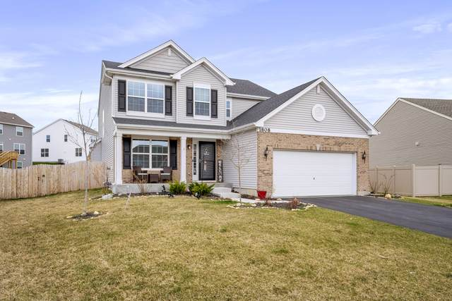 1808 Clarence Road, Joliet, IL 60431 (MLS #11047760) :: Helen Oliveri Real Estate