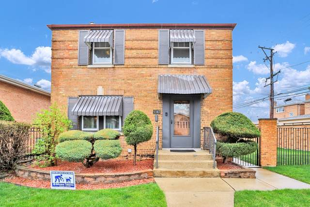 5347 S Austin Avenue, Chicago, IL 60638 (MLS #11047845) :: Helen Oliveri Real Estate