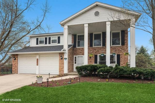 1125 Huntleigh Drive, Naperville, IL 60540 (MLS #11047889) :: Jacqui Miller Homes