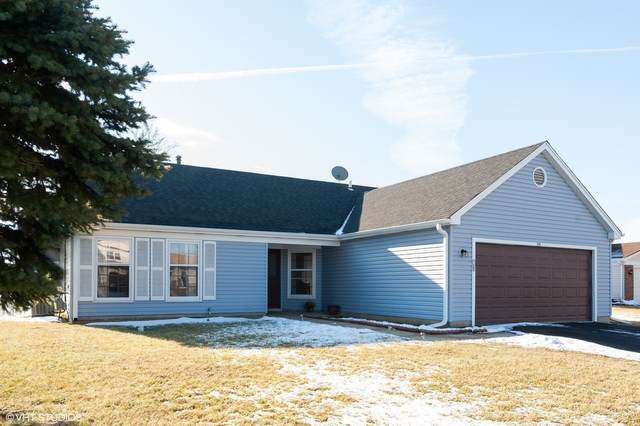 119 Wren Court, Glendale Heights, IL 60139 (MLS #11047966) :: The Perotti Group