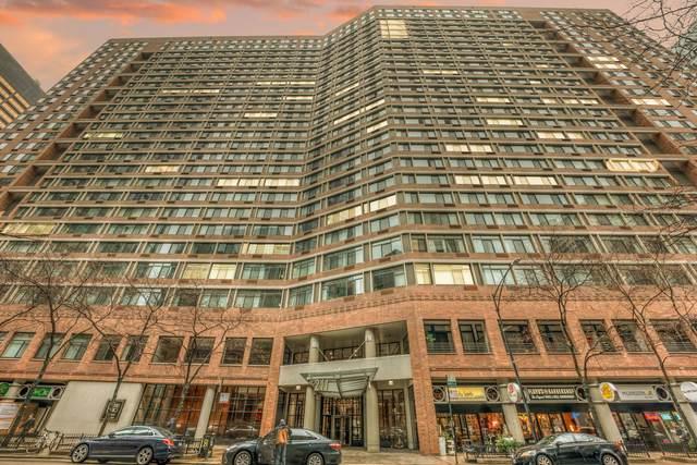 211 E Ohio Street #1512, Chicago, IL 60611 (MLS #11048023) :: Helen Oliveri Real Estate