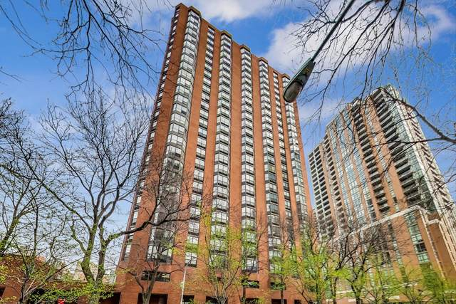 899 S Plymouth Court #2107, Chicago, IL 60605 (MLS #11048025) :: Schoon Family Group