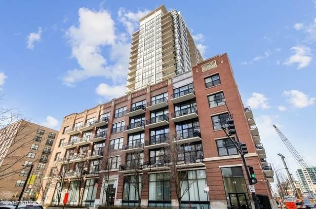 210 S Desplaines Street #706, Chicago, IL 60661 (MLS #11048075) :: O'Neil Property Group