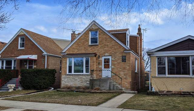 5237 N Mobile Avenue, Chicago, IL 60630 (MLS #11048127) :: The Dena Furlow Team - Keller Williams Realty