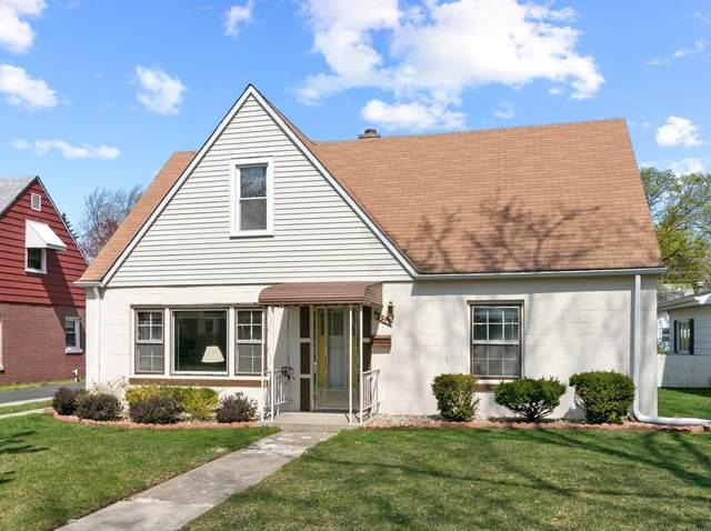 4224 W 100th Street, Oak Lawn, IL 60453 (MLS #11048136) :: The Perotti Group