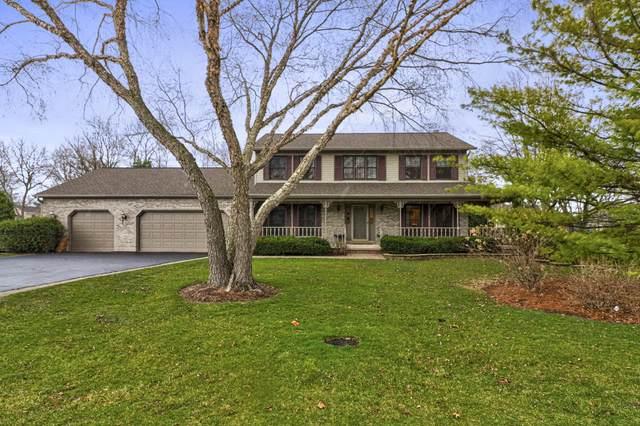 1287 Locust Drive, Sleepy Hollow, IL 60118 (MLS #11048195) :: Helen Oliveri Real Estate