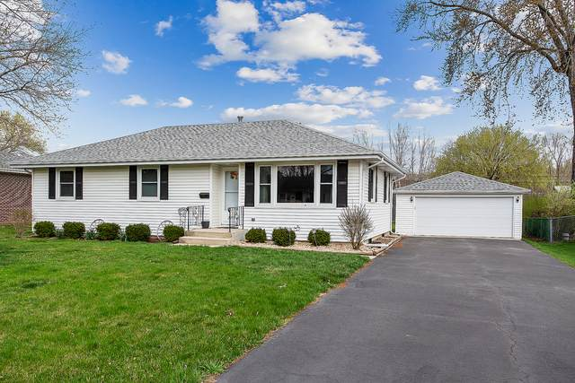 2717 Dougall Road, Joliet, IL 60433 (MLS #11048258) :: The Wexler Group at Keller Williams Preferred Realty