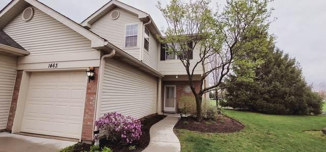1463 Golfview Drive, Glendale Heights, IL 60139 (MLS #11048283) :: The Dena Furlow Team - Keller Williams Realty
