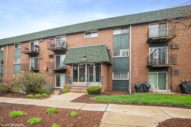 1499 W Irving Park Road 327B, Itasca, IL 60143 (MLS #11048305) :: The Perotti Group