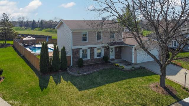 337 Somerset Drive, Streamwood, IL 60107 (MLS #11048360) :: Helen Oliveri Real Estate