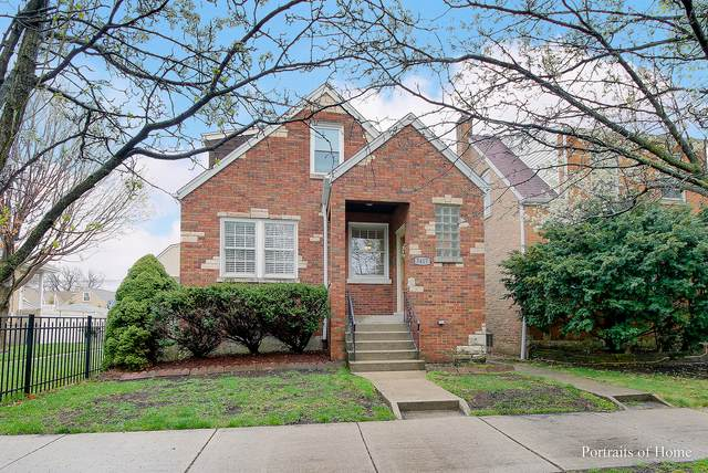 3417 N Rutherford Avenue, Chicago, IL 60634 (MLS #11048384) :: The Perotti Group
