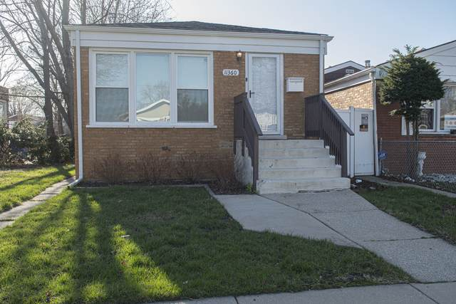 11360 S Carpenter Street, Chicago, IL 60643 (MLS #11048387) :: The Perotti Group
