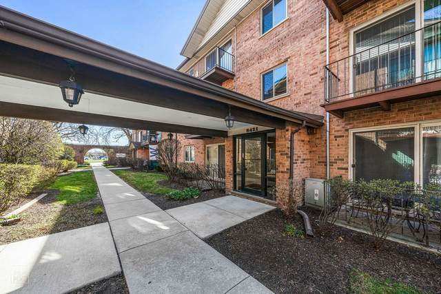 8421 W Gregory Street #101, Chicago, IL 60656 (MLS #11048397) :: Littlefield Group