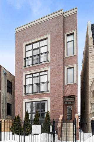 1634 W Warren Boulevard #1, Chicago, IL 60612 (MLS #11048414) :: John Lyons Real Estate