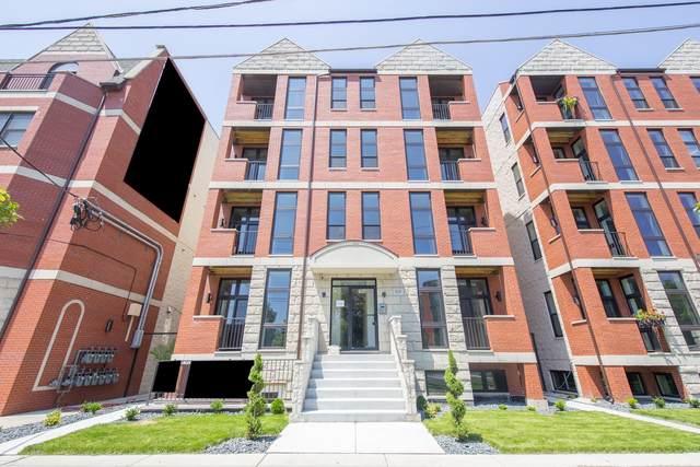 4226 S Ellis Avenue 3N, Chicago, IL 60653 (MLS #11048422) :: RE/MAX IMPACT