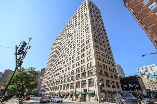 600 S Dearborn Street #1014, Chicago, IL 60605 (MLS #11048483) :: RE/MAX IMPACT