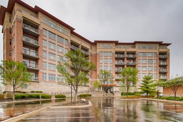 100 Prairie Park Drive #207, Wheeling, IL 60090 (MLS #11048494) :: Helen Oliveri Real Estate