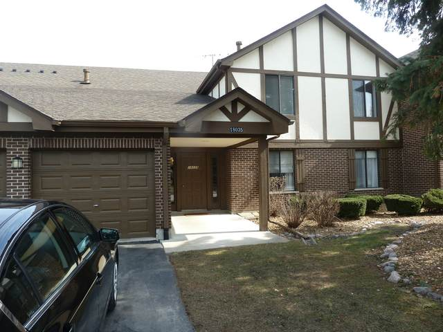18035 Royal Oak Court #1, Tinley Park, IL 60477 (MLS #11048563) :: Littlefield Group