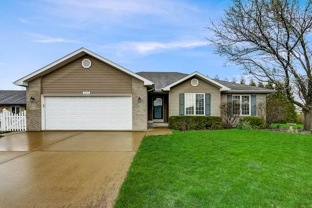 2210 Hess Drive, Crest Hill, IL 60403 (MLS #11048635) :: RE/MAX IMPACT