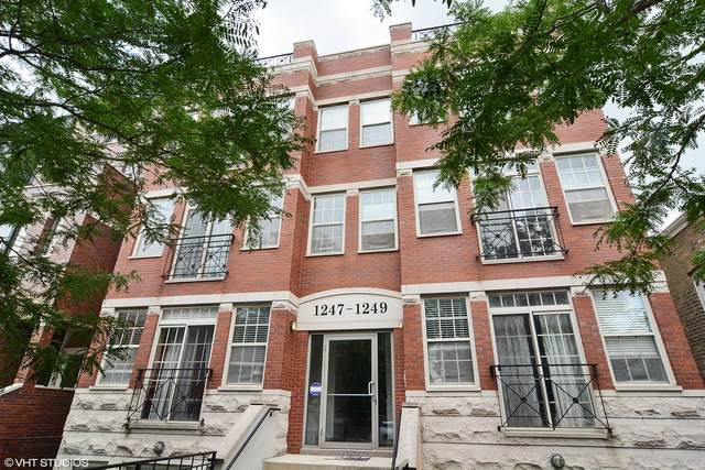 1249 N Bosworth Avenue 2N, Chicago, IL 60642 (MLS #11048647) :: RE/MAX IMPACT