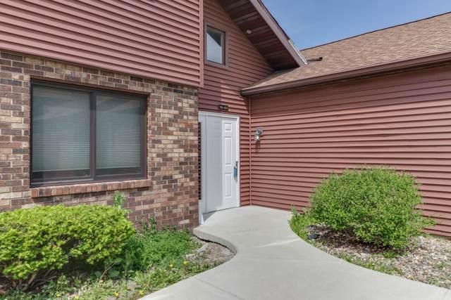 601 N Main Street 4N, Normal, IL 61761 (MLS #11048660) :: Littlefield Group