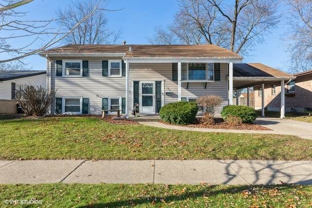 37 Arapaho Drive, Thornton, IL 60476 (MLS #11048664) :: The Spaniak Team