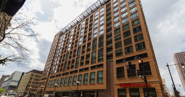 520 S State Street #502, Chicago, IL 60605 (MLS #11048684) :: Littlefield Group