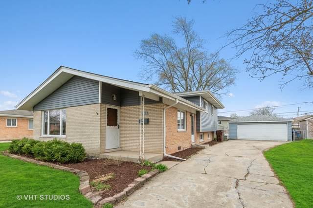 4363 Henry Street, Oak Forest, IL 60452 (MLS #11048713) :: The Dena Furlow Team - Keller Williams Realty