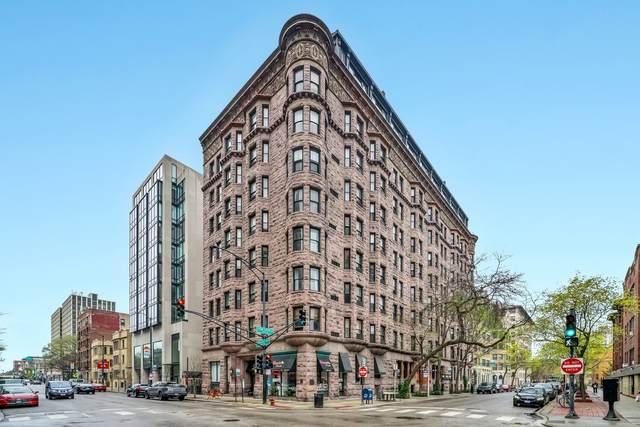 2800 N Pine Grove Avenue 8H, Chicago, IL 60657 (MLS #11048727) :: John Lyons Real Estate