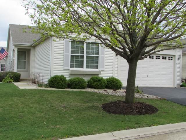 21320 Prince Lake Drive, Crest Hill, IL 60403 (MLS #11048792) :: The Dena Furlow Team - Keller Williams Realty