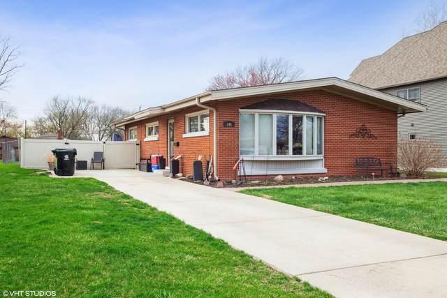146 S Pleasant Avenue, Bloomingdale, IL 60108 (MLS #11048825) :: The Perotti Group