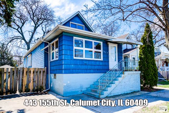 443 155th Street, Calumet City, IL 60409 (MLS #11048853) :: The Perotti Group