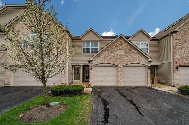 2926 Stonewater Drive #2926, Naperville, IL 60564 (MLS #11048861) :: Littlefield Group