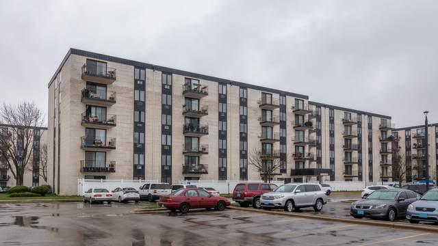 9118 W Elmwood Drive 1M, Niles, IL 60714 (MLS #11048881) :: Helen Oliveri Real Estate