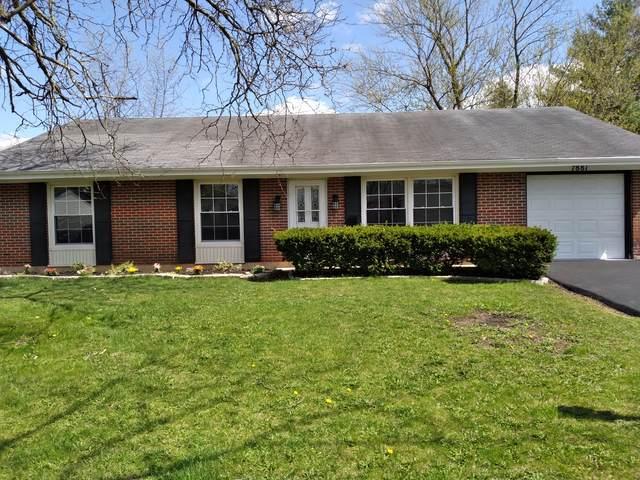 7881 Berkshire Drive, Hanover Park, IL 60133 (MLS #11048904) :: Helen Oliveri Real Estate