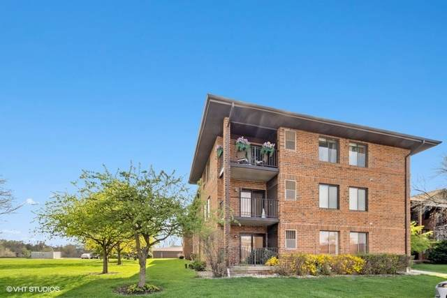 5703 S Cass Avenue #306, Westmont, IL 60559 (MLS #11048962) :: Littlefield Group
