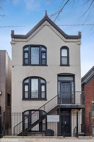 2233 W Shakespeare Avenue 3R, Chicago, IL 60647 (MLS #11048966) :: John Lyons Real Estate